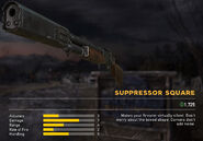 Fc5 weapon m133 supps