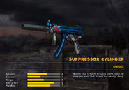 Fc5 weapon mp5kamerican suppc