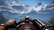 FC4 Harpoon Gun Iron Sights