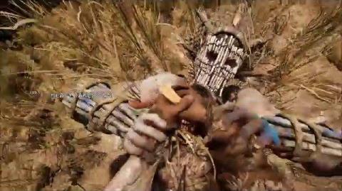 Far Cry Primal Stealth Kills 3 (1080p60Fps)