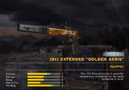 Fc5 weapon 1911gold modded