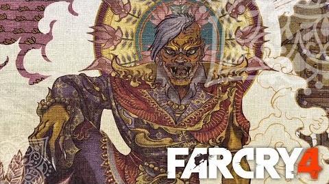 Battles of Kyrat Far Cry 4 PSN SCAN