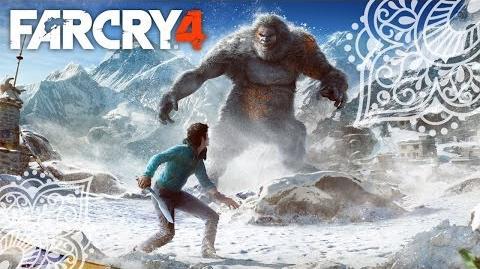 """Долина Йети"" - трейлер геймплея – Far Cry 4 RU"