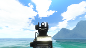 FC3 Vector Iron Sights