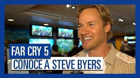 Far Cry 5 - Conoce a Steve Byers, el actor que da voz a Nick Rye