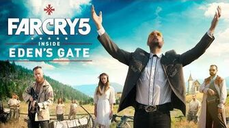 Far Cry 5 Inside Eden's Gate - Full Live Action Short Film Ubisoft NA