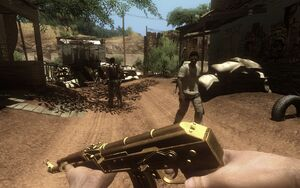 FC2 Golden AK-47