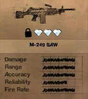 FC2 MP M-249 SAW