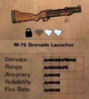 FC2 MP M-79 Grenade Launcher