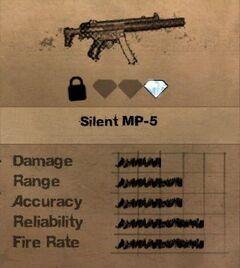 FC2 MP Silent MP-5