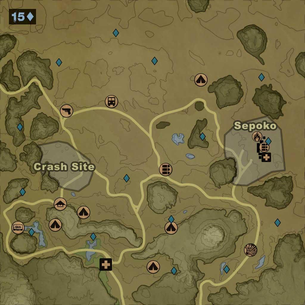 FC2 Map SD NE Maps Far
