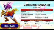 Far East of Eden Kabuki Klash - (Arcade) - Manjimaru - 1 Crédito Level 8 Até o final