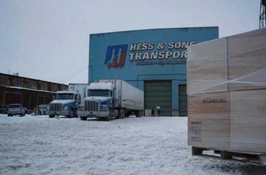 Hess & Sons Transport   Fargo Wiki   FANDOM powered by Wikia
