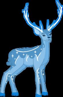 Crysta's Fairy Animal Glacier