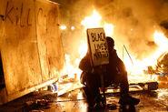 009 black lives matter Fire