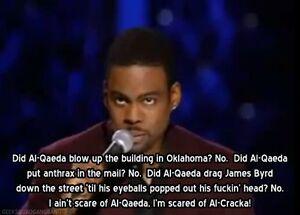 183 Scared of el cracka