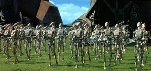 114 droid army