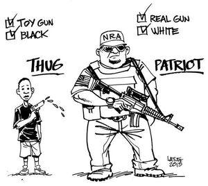 206 thug patriot
