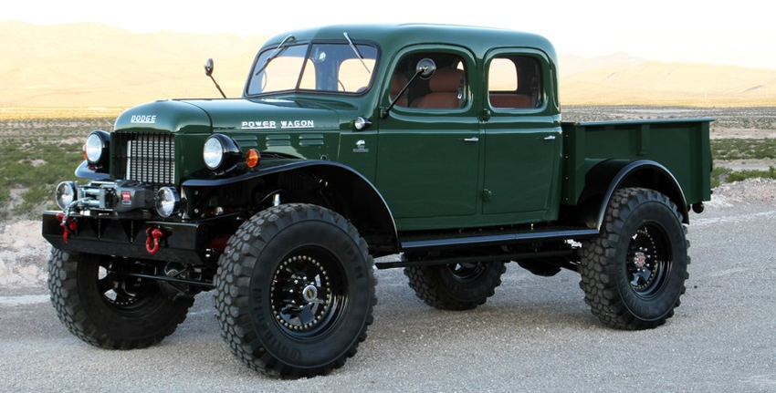 Image 50 Dodge Power Wagon Captioned By Farker You Left