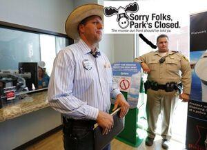21 sorry folks parks closed
