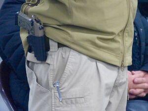26 gun closeup
