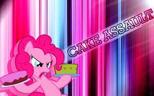 62 Cake assault