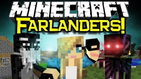 Minecraft - FARLANDERS MOD Spotlight! - More NPC Trading! (Minecraft Mod Showcase)