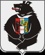 Krai Khabarovsk coat