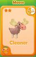 Cleaner Moose