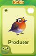 Producer Robin