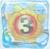 Sun bomb 3 under ice