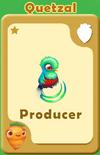 Producer Quetzal A