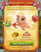 Valentine's Sale 2016