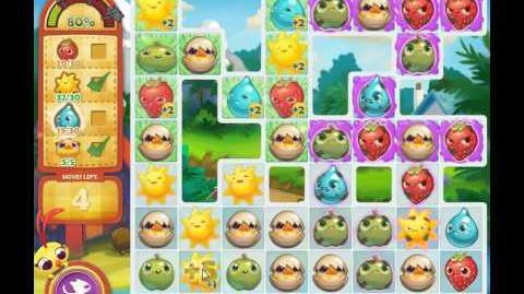 Farm Heroes Saga Level 189