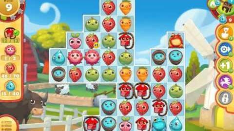 Farm Heroes Saga Level 1153