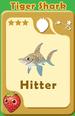 Hitter Tiger Shark A