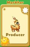 Producer Markhor A