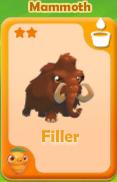 Filler Mammoth