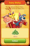 Rewards 1st stage (SD)