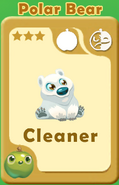 Cleaner Polar Bear A