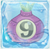 Onion bomb 9 under ice