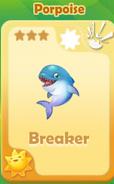 Breaker Porpoise