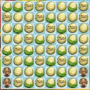 Level 783 Alligator eggs