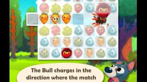 Official Farm Heroes Saga - The Bull