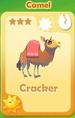 Cracker Camel