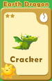 Cracker Earth Dragon A