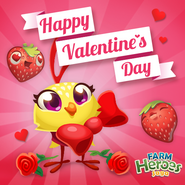 Events Happy Valentine's Day