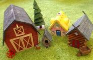 Farm Heroes Saga Houses