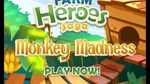 Official Farm Heroes Saga - Monkey Madness, Episode 53