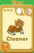 Cleaner Tiger A